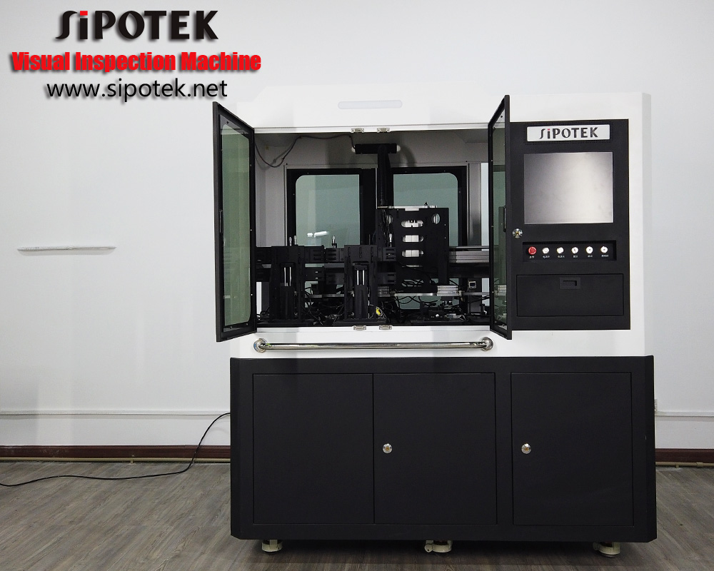 Sipotek Visual Inspection Machine 26