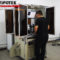 Automated optical vision inspection machine for rubber seal ring inspection