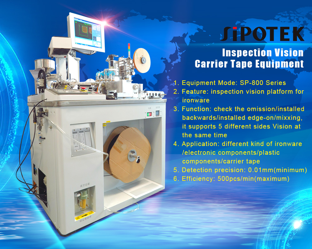 Sipotek Visual Inspection Machine 4