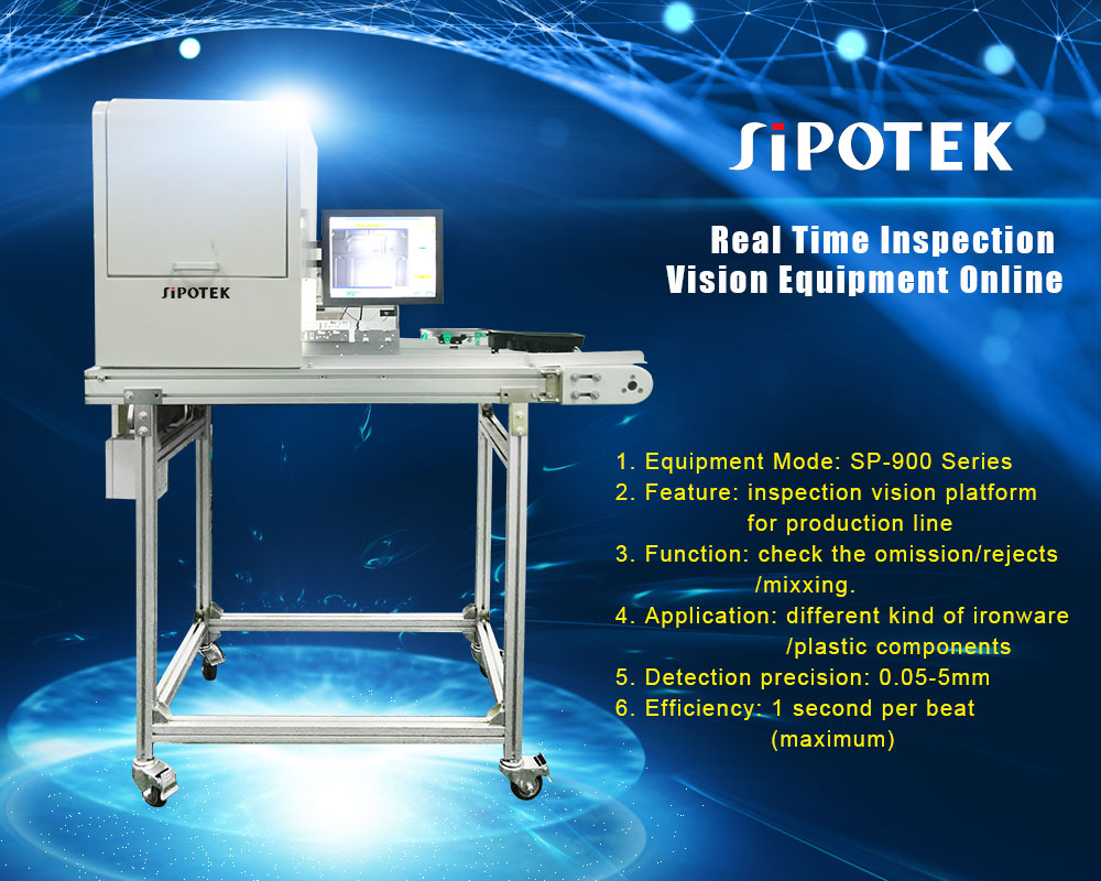 Sipotek Visual Inspection Machine 5