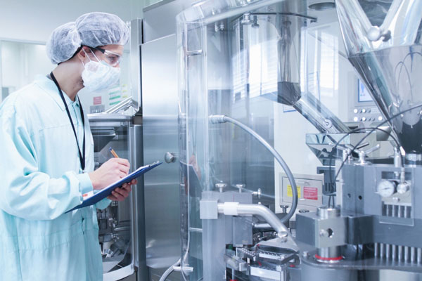 FMedical Devices & Pharmaceuticals Machine Vision Systems