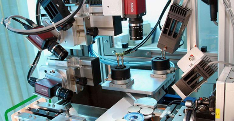 automatic visual inspection system