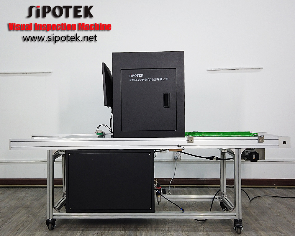 Sipotek Visual Inspection Machine 18