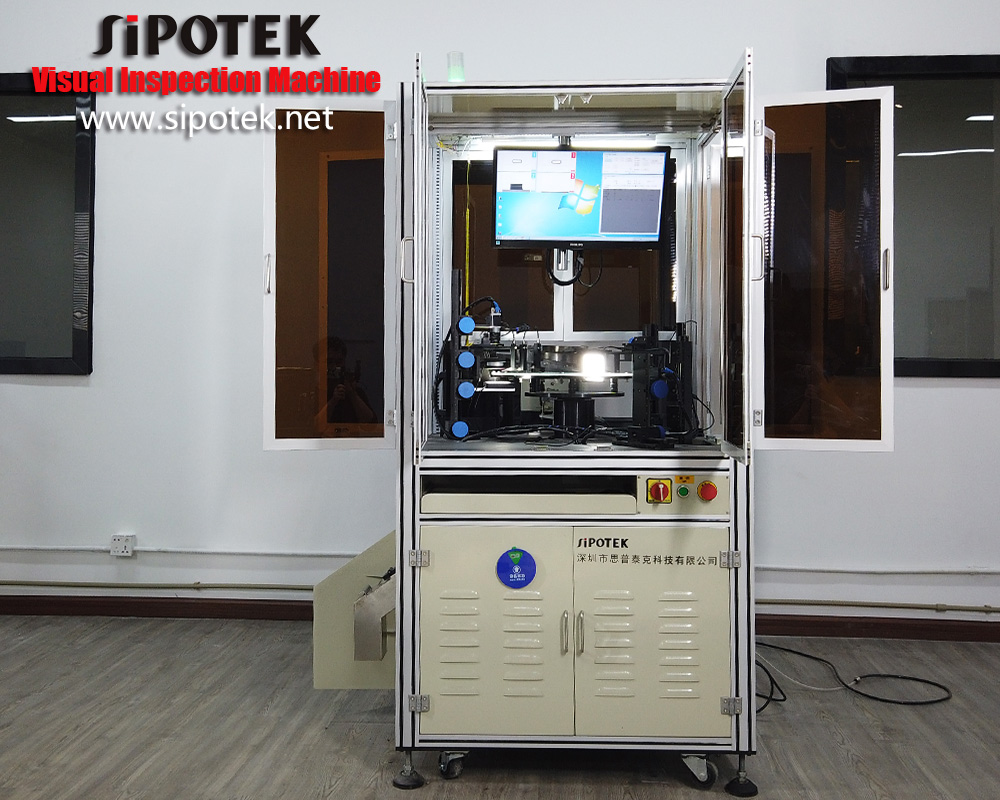 Sipotek Visual Inspection Machine 34