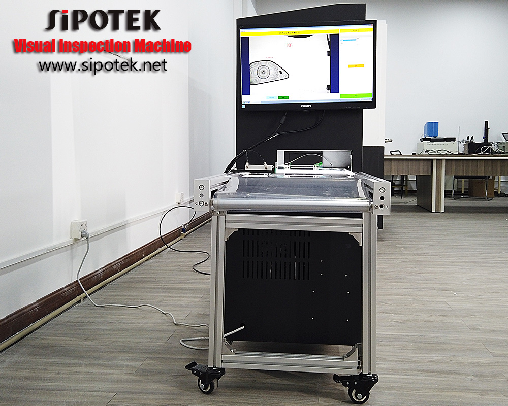 automated vision inspection systems - Sipotek Visual