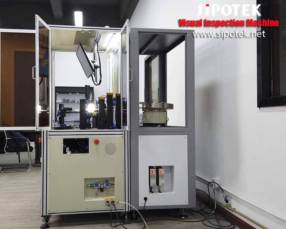 Uses Of Automated Vision Or Automatic Visual Inspection Machines Technology: A Nondestructive Testing Technique - Sipotek Visual Inspection Machine Manufacturer