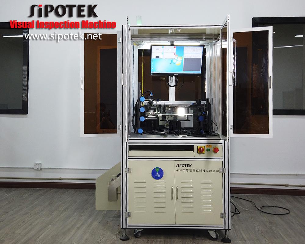 2D machine vision and 3D machine vision comparison - Sipotek
